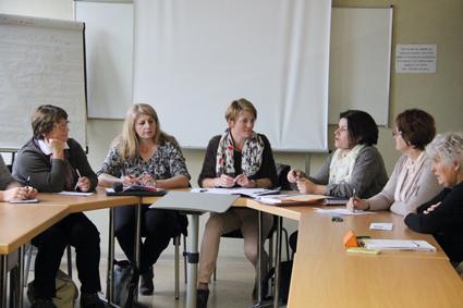 Rencontre au féminin pour le monde agricole