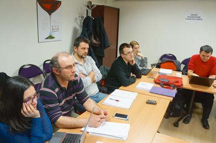 Les FDSEA et les JA Bourgogne Franche-Comté se mobilisent