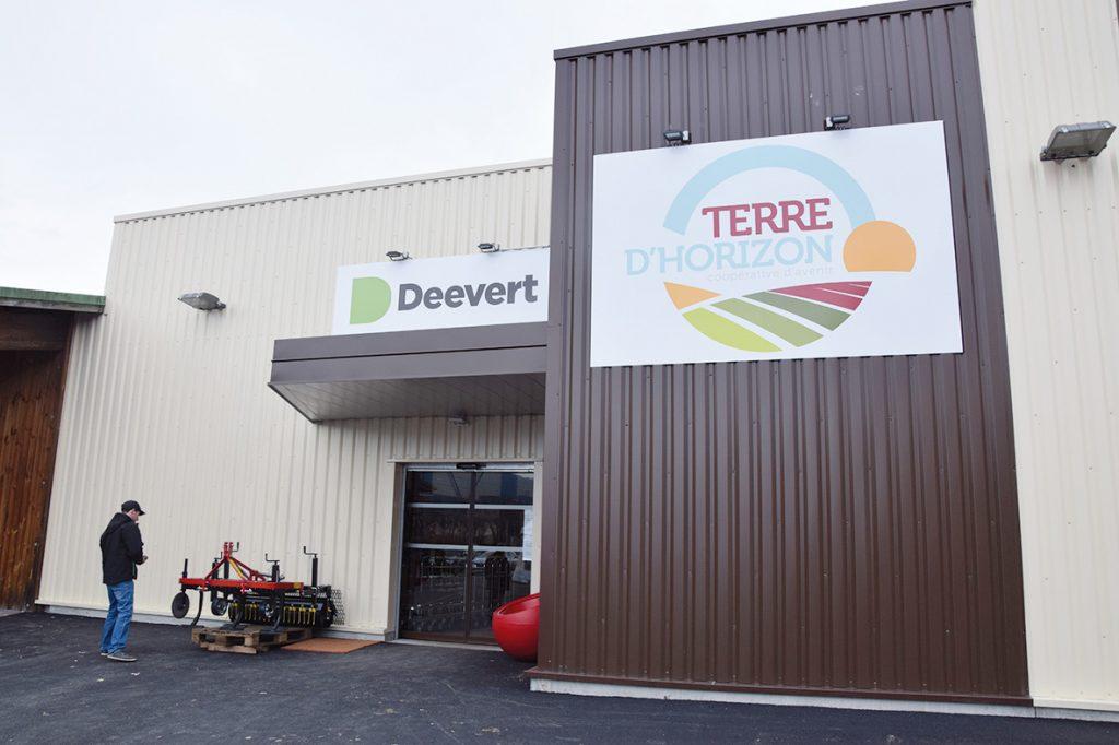 La coopérative inaugure son nouveau siège à Remiremont
