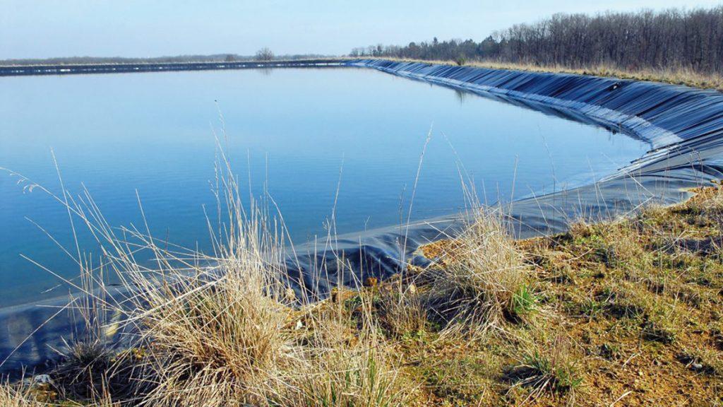 Contrer la sécheresse grâce aux retenues d'eau