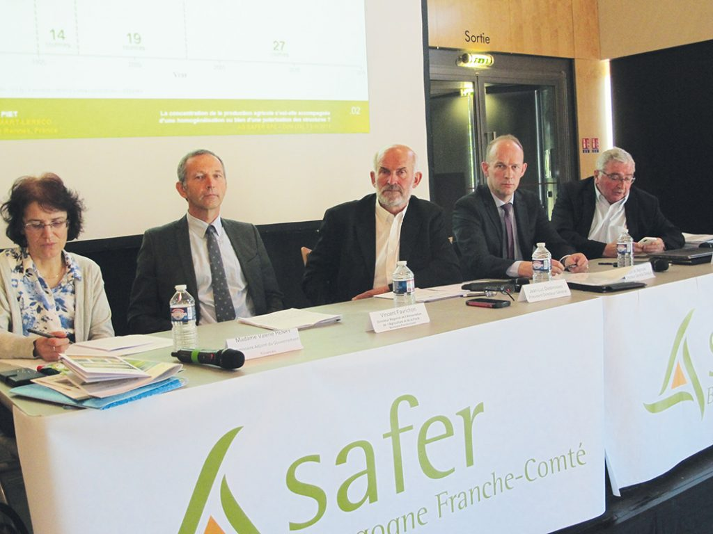 Safer BFC : Le pari de l'installation