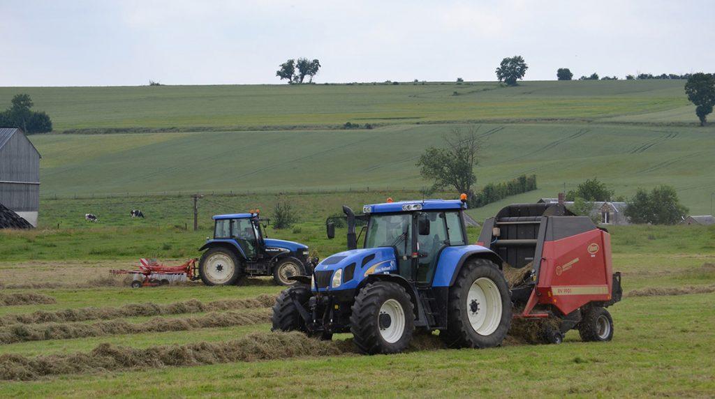 L'agriculture en recherche de compétence