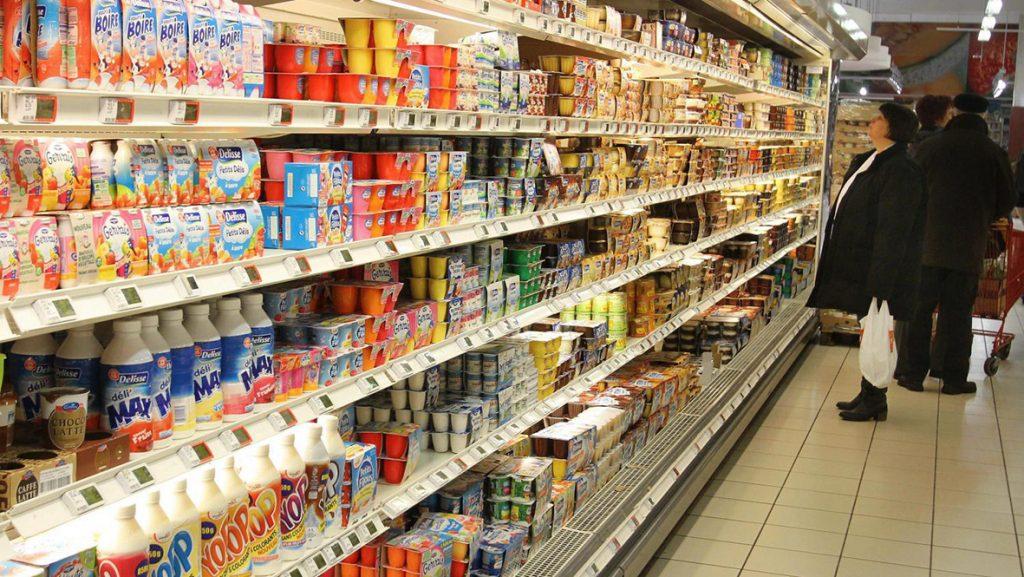 Les achats de produits laitiers sont restés soutenus en 2019