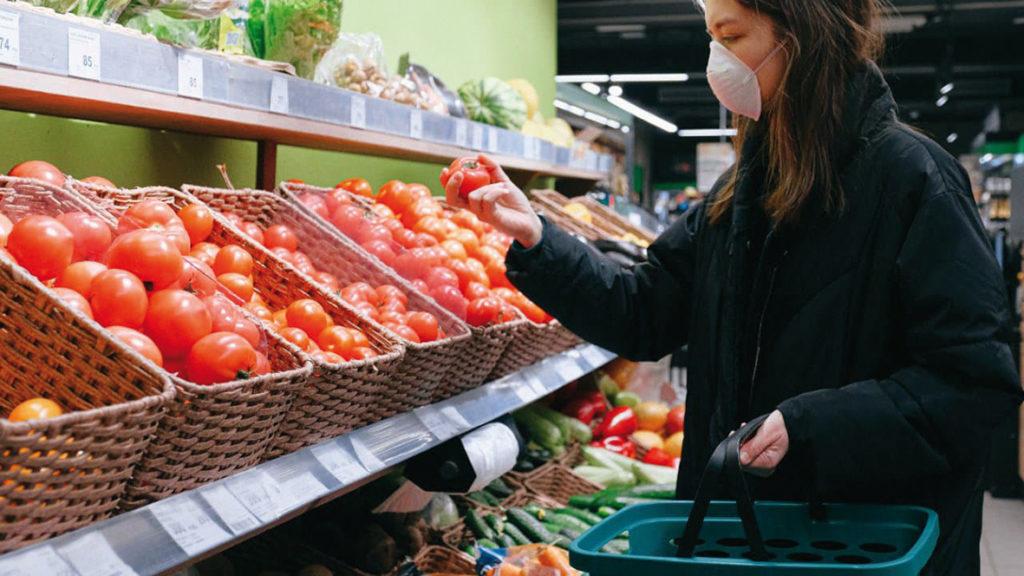Une charte pour les produits frais et locaux